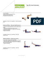 Top Core Exercises