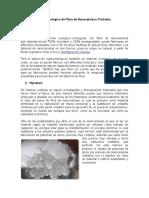 Panel Ecológico de Fibra de Nanocelulosa Cristalina