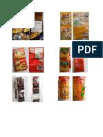Lampiran Produk Makanan 2