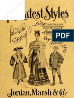 (1893) Latest Styles