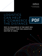 Nielsen Report Logistics Can Help e Commerce Go the Distance