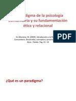 El Paradigma de La PSC