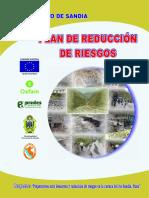 Plan Reduccion Riesgo Sandia