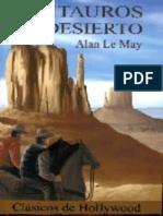 Centauros Del Desierto [Alan Le May]