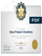 Certificate (2) Test2