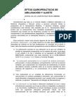 Conceptos Quiropracticos de Subluxacion y Ajuste
