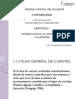 Plan de Cuentas 1.1.3
