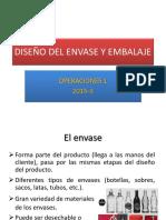 2.1 Diseño de Envase y Embalaje - 2015-II