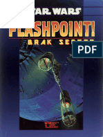 WEG40077 - Star Wars D6 - Flashpoint! Brak Sector