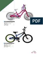 Avalanch Kids Bikes