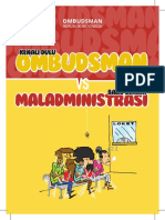 Ombudsman vs Maladministrasi