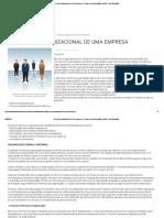Estrutura Organizacional de Uma Empresa - Artigos de Administração e Gestão - Portal Educação
