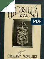 (1912) The Glossilla Book of Crochet Novelties (Catalogue)