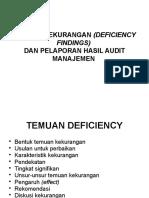 4.TemuanKekurangan(DefiencyFindings)
