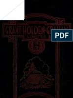 (1917) Grant, Holden & Graham Catalogue