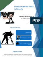 Teknik Pengambilan Gambar Pada Multimedia