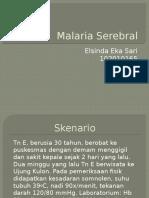 Ppt Malaria Serebral