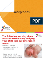 Child Emergency