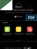 Iot Innovation Indiabysyam 150804052834 Lva1 App6892