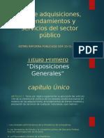 Ley de Adquisiciones%2c Arrendamientos y Servicios Del