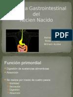 patologias gastrointestinales del recien nacido
