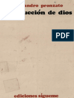 Pronzato Alessandro - La seduccion de Dios.pdf
