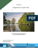 Flood Management in Lonjsko Polje