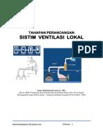 1. Tahapan Perancangan Sistem Ventilasi Lokal