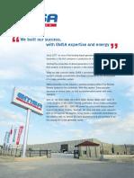 Дизельные электростанции EMSA