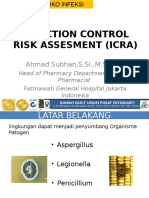241666179 5 Infecton Control Risk Assesmant Icra Ppt