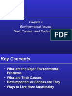 1. Env Issue-Cause and Sustainability