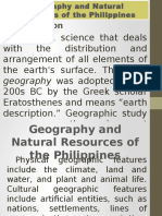 Introduction and Geography of the Philippines
