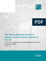 Bioplastics Industry in Uk