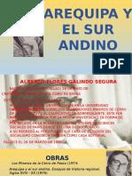 Arequipa y El Sur Andino Presentacion