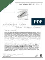 Nari Gandhi 2016-17