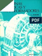Máquinas Eléctricas y Transformadores - Irving L. Kosow