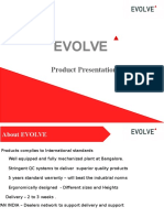 EVOLVE JAN Presentation