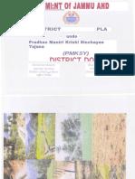 District Irrigation Plan Doda Test