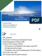 Green Scope Management Sizing Sept14