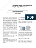 Designing the Mode Solving of PCF