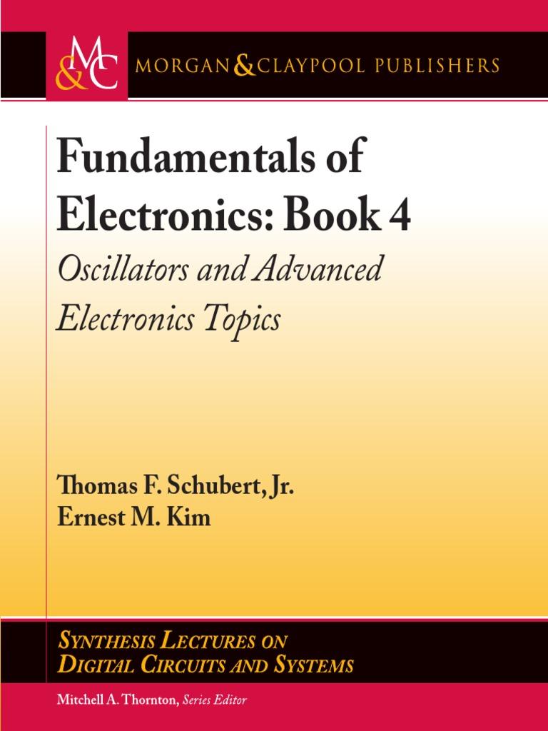 Book 4 Oscillators And Advanced Electronics Topics Electronic 555 Timer Astable Multivibrator Circuit Technology Hacking Oscillator Feedback