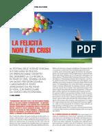 Media Key La Felicita Non e in Crisi 2013