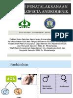 Referat - Update Penatalaksanaan Pada Alopecia Androgenik