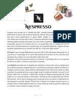 Briefing Nespreso