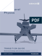 Transition Guide Physics