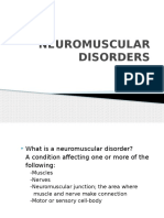 19 Neuromuscular Disorders Ppt