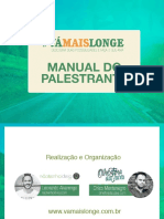 Manual Do Palestrante