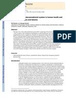Endocannabinoid System Nihms-460242