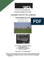 ARCL6002_EgyptLondon