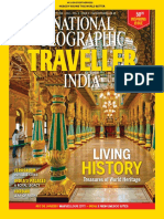 National Geographic Traveller India August 2016